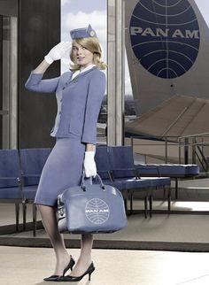 Photo Gallery: Pan Am: Meet Your Flight Crew - Laura Cameron