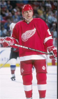 "Igor Larionov, ""the Professor"""
