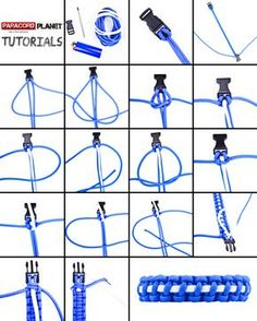 Show your support for #EMS workers with the #paracord tutorial on the EMS bracelet