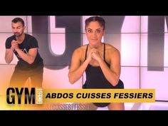 ABDOS - CUISSES - FESSIERS - YouTube