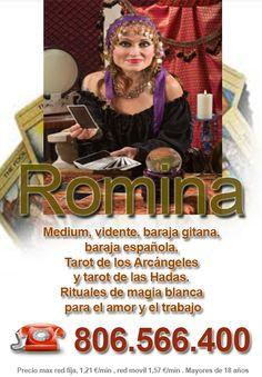 El #Tarot de #TarotdeRomina #Medium y #Vidente