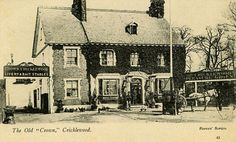 A history of Cricklewood and The Crown