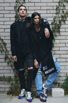 """Dark AW'14 MISBHV """"Warsaw"""" Styles With an Urban Flare"""