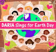 """Earth Day Anthem - """"We've Got The Whole World In Our Hands"""" Lyrics and free mp3 download here!"""