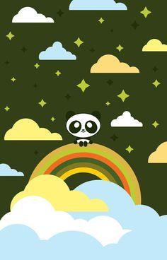 Goodnight Panda    Created by TADO