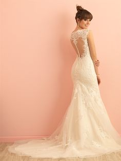 Bridal Gown Available at Ella Park Bridal   Newburgh, IN   812.853.1800   Allure Romance - Style 2864