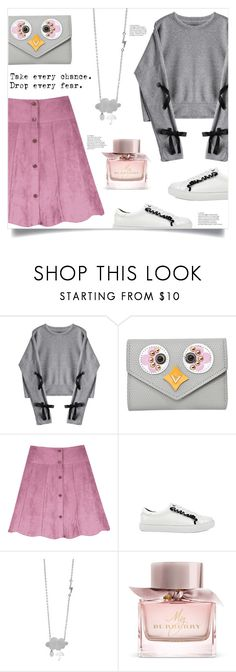 """Rainy Feeling"" by mahafromkailash ❤ liked on Polyvore featuring Burberry"