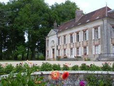 Abbaye de Vauluisant - Ancienne abbaye Cistercienne du 12e s- Bourgogne