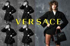 Bruce Weber photographs Versace's fall-winter 2017 campaign