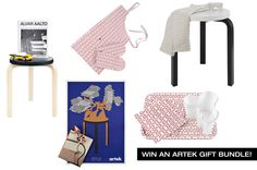 Enter to win an exceptional Artek gift bundle that will ensure your holiday is full of great design!