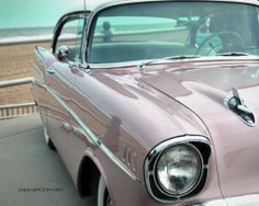 Beautiful Vintage Pink Bel Air #AutoArt! Absolutely gorgeous and a great price too: www.ebay.com/itm/Classic-Car-Photograph-Bel-Air-Vintage-Automobile-Wall-Art-Pink-Chrome-Aqua-/191148828511?pt=Art_Photo_Images&hash=item2c815ba75f?roken2=ta.p3hwzkq71.bdream-cars #SexySaturday #spon