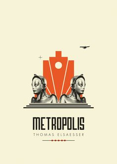 Metropolis   Cover illustration by Christiana Couceiro