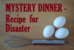 Fun interactive mystery dinner theater!