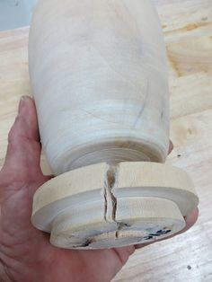 I turn a lot of end grain hollow forms, primarily because I am adding a pewter collar to them and so need the wood to be in as stable an orientation as possible. About 6 months ago I started turni… Wood Turning Lathe, Wood Turning Projects, Wood Lathe, Lathe Tools, Lathe Projects, Woodworking Projects Plans, Wood Projects, Garden Projects, Bowl Turning