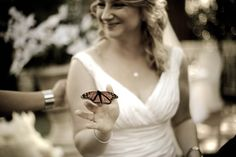 We released live butterflies at our wedding from www.butterflyskye.com.au