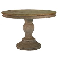 pedistal table | Furniture • Dining Tables • Old World Pedestal Dining Table