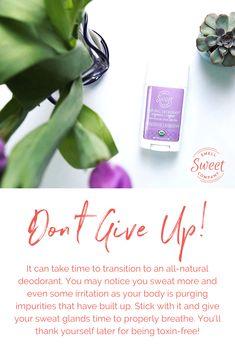 Smell Sweet Company - Underarm Care Tips Deodorant For Women, All Natural Deodorant, Diy Deodorant, Organic Beauty, Organic Skin Care, Natural Skin Care, Organic Lifestyle, Diy Skin Care