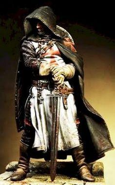 Cavaleiro Templário (knight Templar)