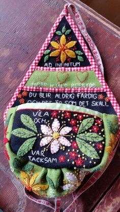 Maschma, sewing case - Pia Sjöstrand, Sweden
