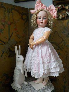 Gisèle, une poupée allemande Heinrich Hanwerck et les autres à restaurer - Page 6