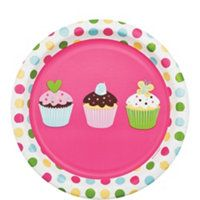 Cupcake Party Supplies - Cupcake Birthday Party-Party City