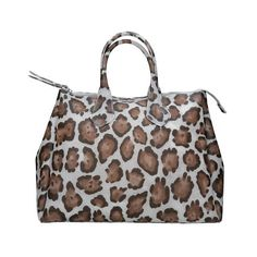 GIANNI CHIARINI GUM BAG NEUTRO - GUM handbag, Large size, leopard-skin theme, top closure zip, Spring/Summer 2014 Collection, PVC. Made in Italy - #giannichiarini #handbags #madeinitalybag #madeinitaly #tholia #fashionbag #leatherbags #bags #italianbrand #foto360