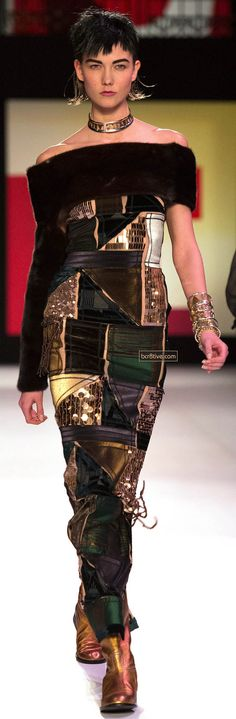 Jean Paul Gaultier Fall Winter 2013-14 Collection