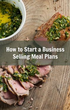 How to Make Money Selling a Meal Planning Service: Learn the ins and outs of starting and succeeding at this fast-growing industry. #wahm