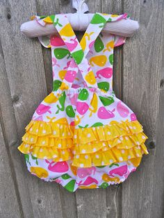 Smocked Auctions: Pre-Order Winners: 3/3/12 Whale Ruffle Bubble