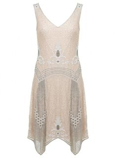 Miss Selfridge might not be your first thought when it comes to event dressing but look closer online and you'll find intricately beaded flapper dresses that look three times the price. Read more at http://www.womanandhome.com/galleries/fashion/35326/1/0/where-to-buy-wardrobe-classics#cy7DKAGYxHdMgKS7.99