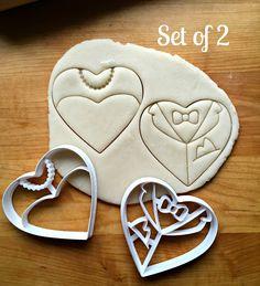 Heart Cookie Cutter, Heart Cookies, Cake Cookies, Cookie Cutters, Cookie Favors, Owl Cookies, Flower Cookies, Easter Cookies, Birthday Cookies