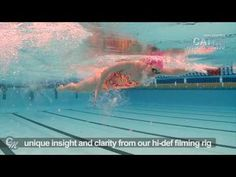 Swim Tips and Great Visuals for Stroke mechanics
