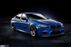 BMW M5 Sedan upravený v dílnách Vorsteiner
