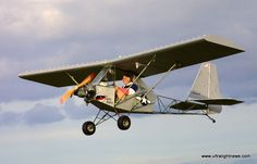 Legal Eagle experimental aircraft pictures, Legal Eagle amateur built aircraft specifications, Legal Eagle homebuilt aircraft specifications and photographs, Ultralight News newsmagazine.