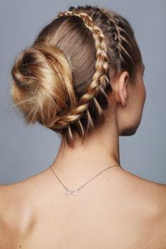 korona od Voila :) #hair#style#top