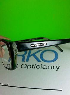 Calvin Klein Eyeglasses Used