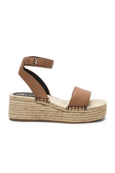f14f4ee6b687 Ralph Lauren Collection Platform Espadrille Wedge Sandals - Esabel ...