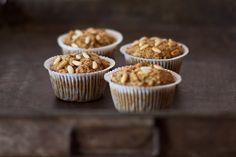 Gluten-free carrot muffins   vegan