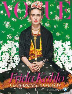 Frida Kahlo - Vogue Mexico