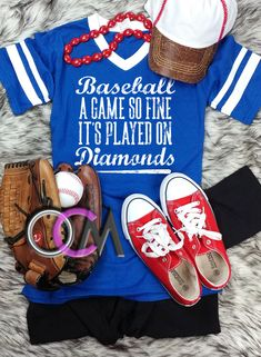 Baseball a Game So Fine It's Played On Diamonds Shirt, Baseball Quote T-Shirt, Baseball Mom Shirt, A Game So Fine Shirt - Jersey Shirt - One Crafty Momma Baseball Live, Baseball Mom Shirts, Baseball Quotes, Baseball Injuries, Baseball Scoreboard, Diamond Shirts, Mama Shirt, Sports Mom, Diy Shirt