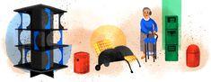 Anna Castelli Ferrieri's 94th Birthday Aug 6, 2014