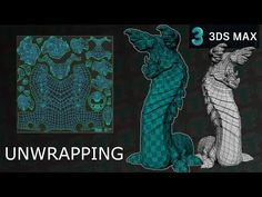(1) Basic 3DS Max unwrapping workflows - EASY MODE - YouTube