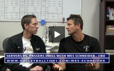 Volleyball Passing Drills, Volleyball Skills, Schneider, Great Videos, The Office, Coaching, Conversation, Face, Swings