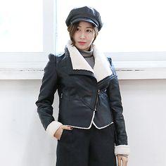 Shawl Collar Mustang Jacket