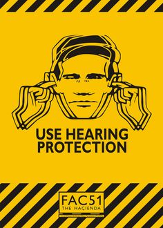 CONCEPT - This poster at a first glance brings discomfort to your eyes, a visual interpretation of hearing loss. The poster appeals to Hazard Warning signs you might see outside a building site, the man is putting his fingers in his ears which is a suggestion of the simplest form of hearing protection.