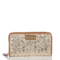 Suri Woven Wallet