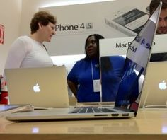 New Apple MacBook Pro with Retina Display Sold Out in NYC