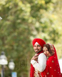 Indian wedding by JSK Photography. Bridal shoot