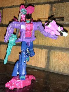 Transformers custom Spinister.