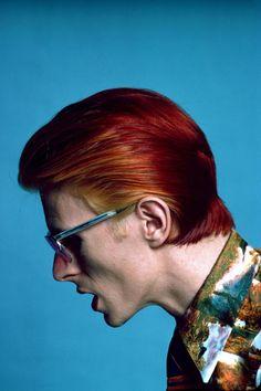 David Bowie by Steve Schapiro 1975 Glam Rock, Bowie Starman, The Thin White Duke, Ziggy Stardust, Portraits, David Jones, Life On Mars, Foto E Video, Rock N Roll